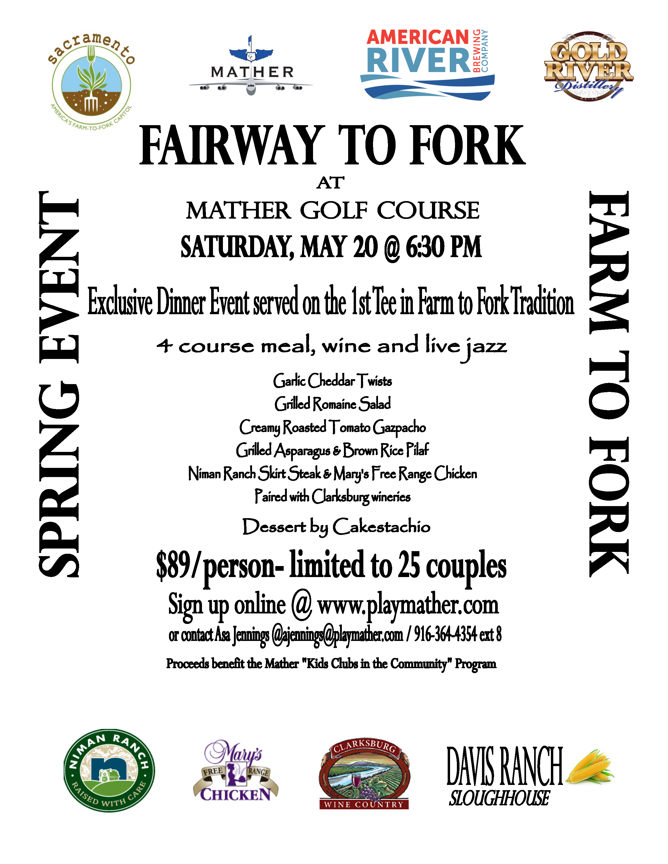 Fairway to Fork flyer May 2017 2