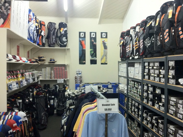 Back Room Bargains at Mather - Rancho Cordova Golf - Click to Enlarge