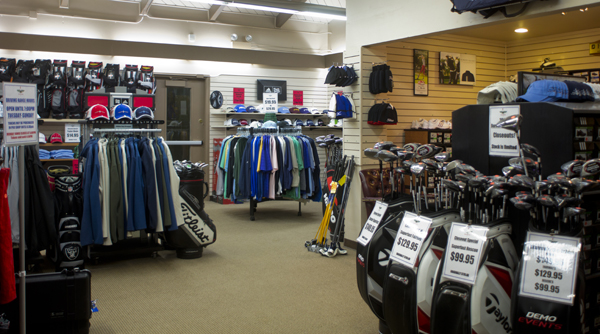 The Pro Shop at Mather Golf Course - Rancho Cordova Golf - Click to Enlarge
